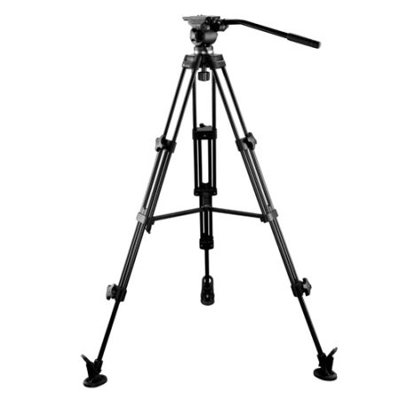 Sistema de Cabezal & Trípode 65 mm