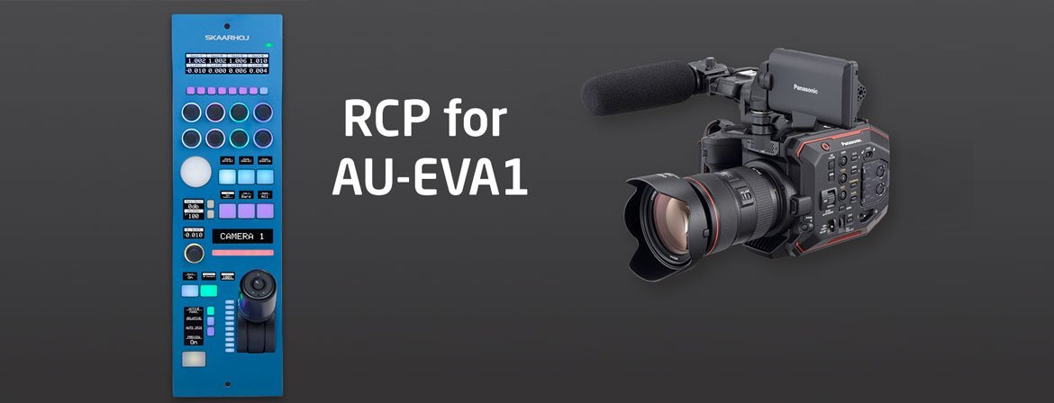 RCP for AU-EVA1