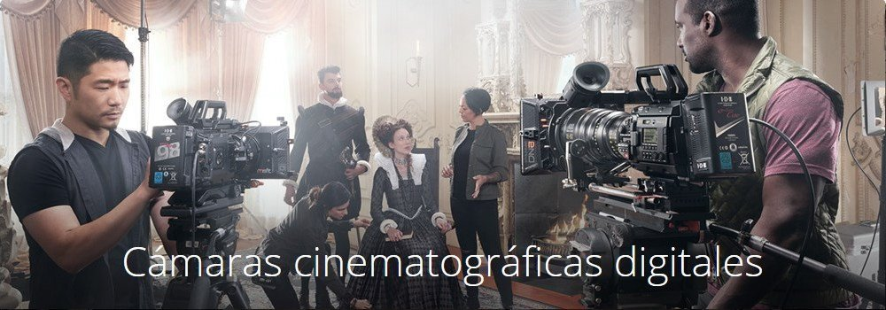 Blackmagic Design Equipos